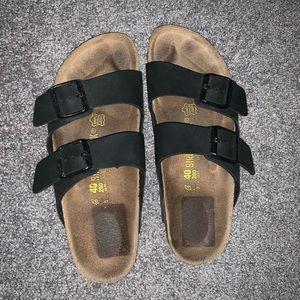 Birkenstocks sandals size 9